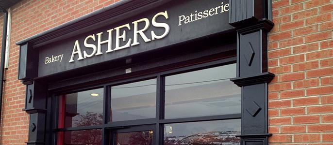 ashers bakery monkstown