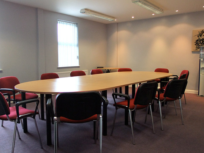 Monkstown Community Forum facilities