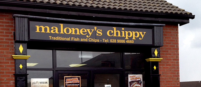 maloneys chippy monkstown