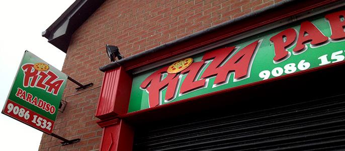 pizzeria bella italia monkstown