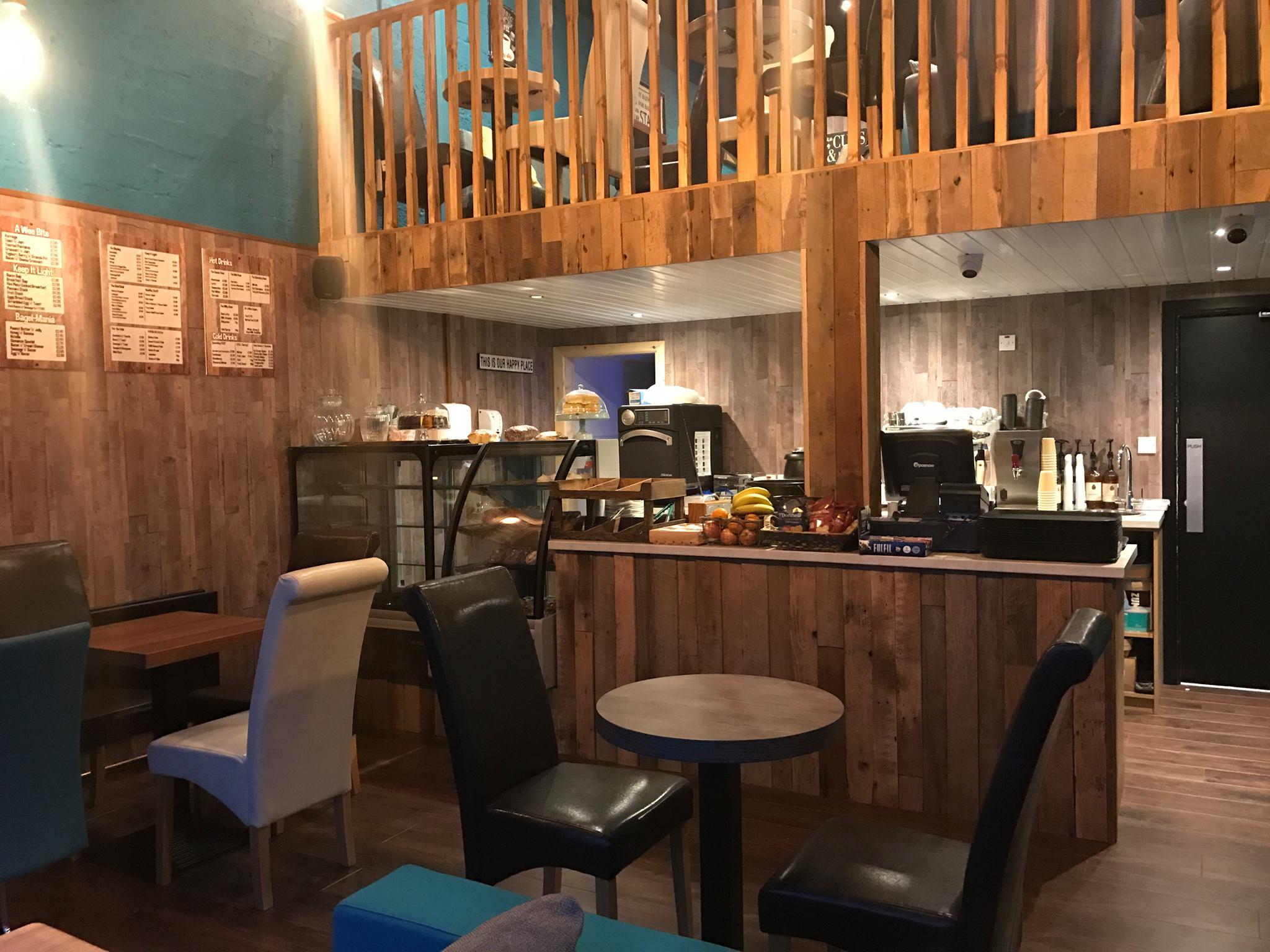 coffee cabin