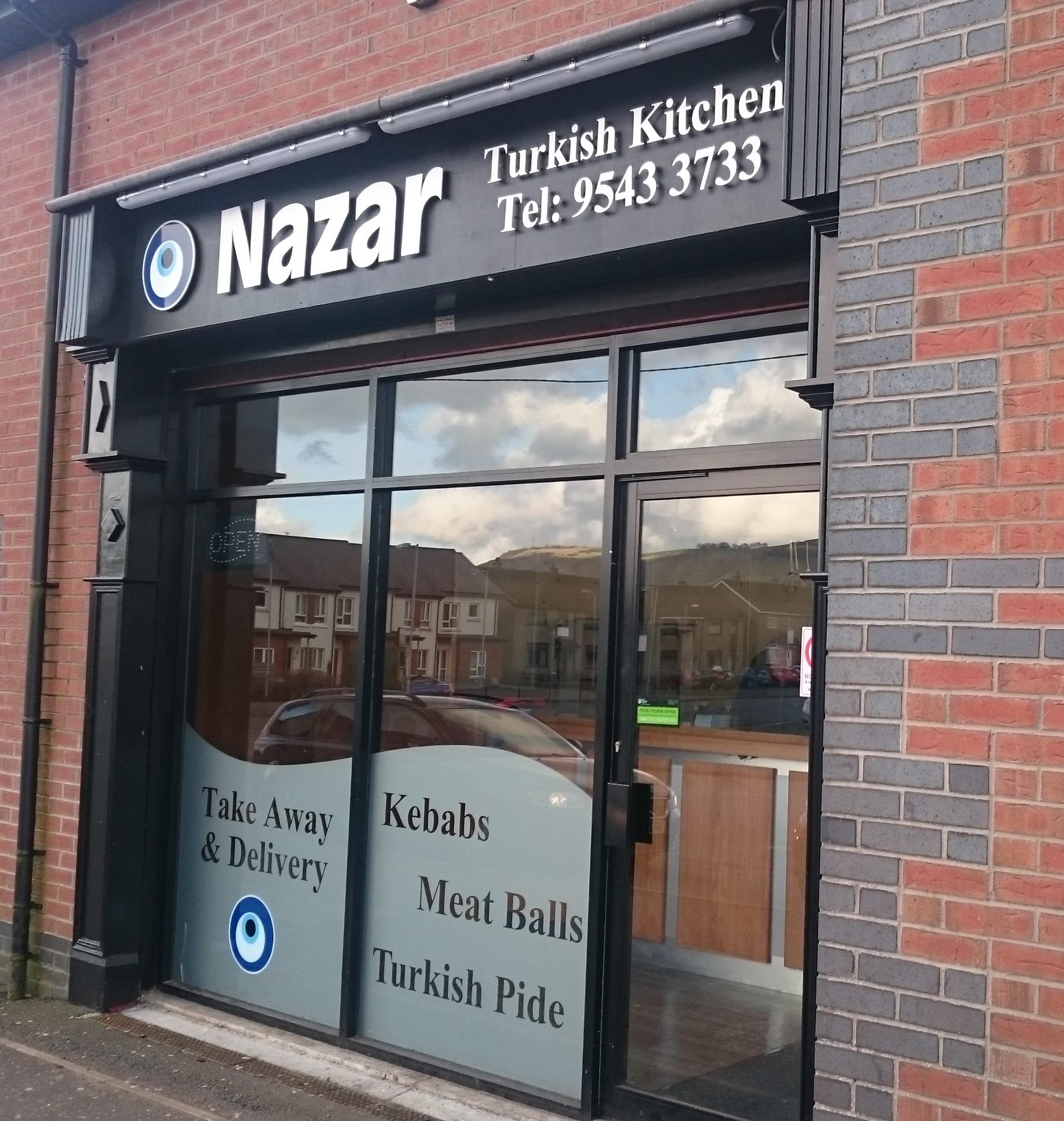 nazar turkish kitchen